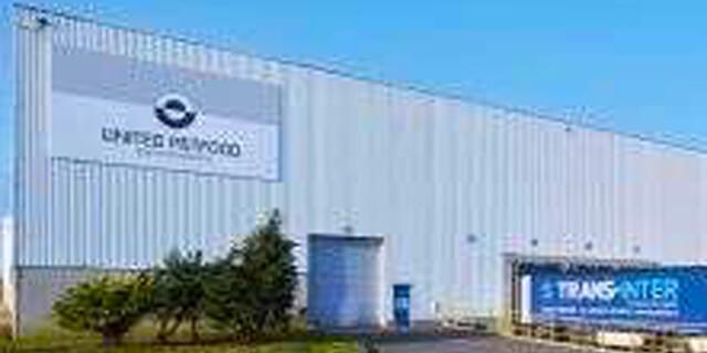 ユナイテッドペットフードの工場で製造